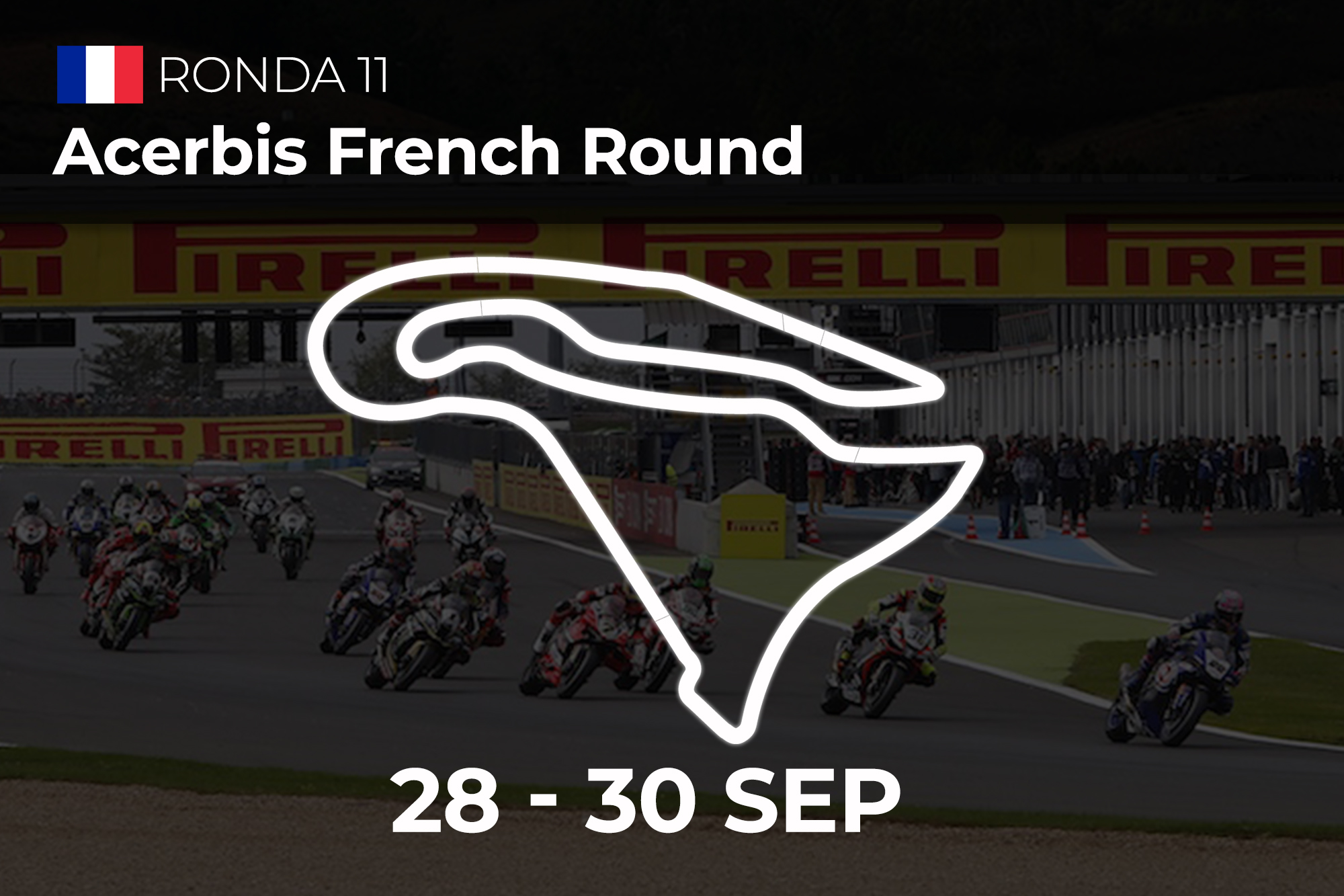 French round Acerbis: 28-30 Sep