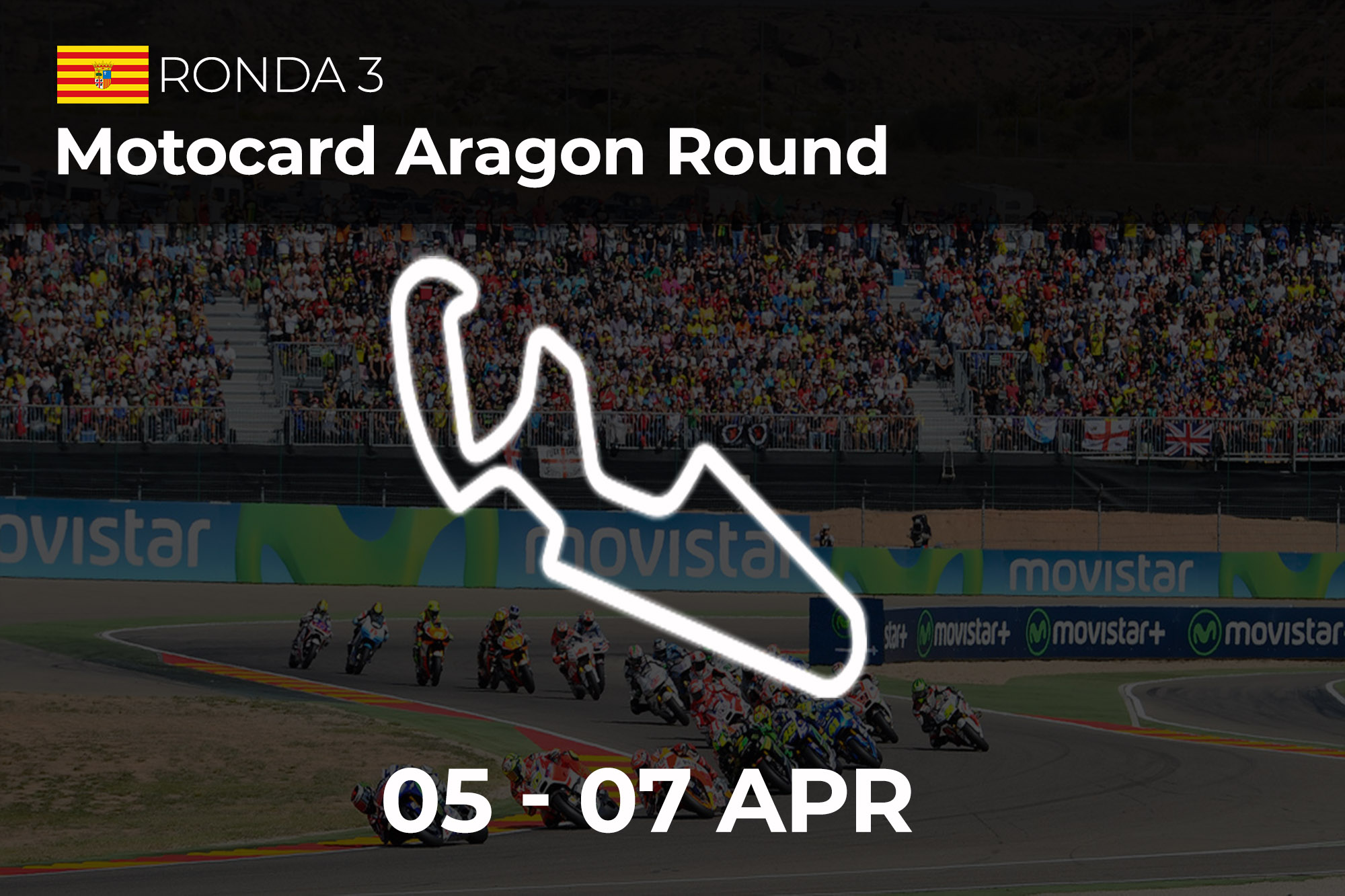 Read more about the article Motocard Aragon Round