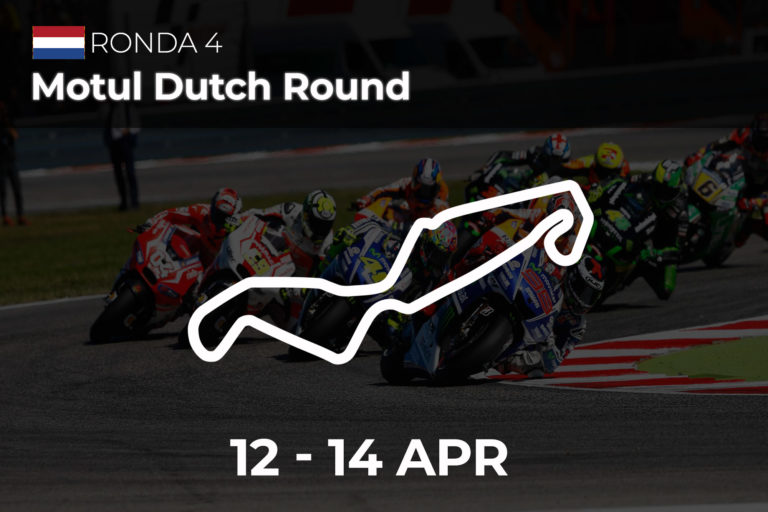 Motul Dutch Round: 12-14 Apr