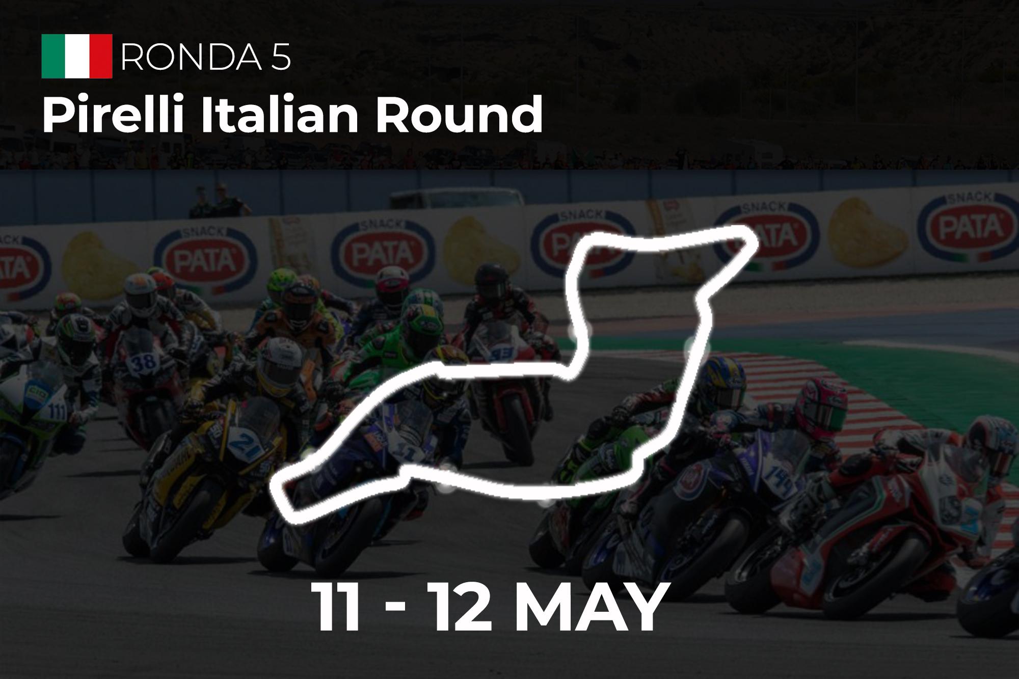 Lee más sobre el artículo Pirelli Italian Round