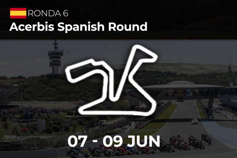 Acerbis Spanish Round