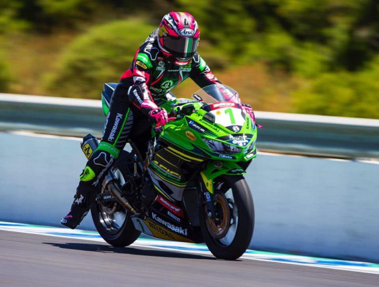 Ana Carrasco in Jerez – Limitless