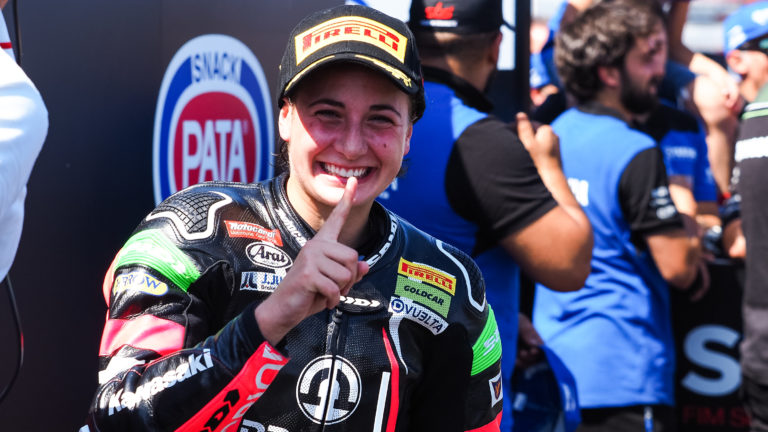 The WorldSSP300 Champion returns in Misano