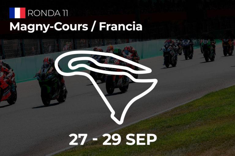 Circuito de Magny-Cours / Francia